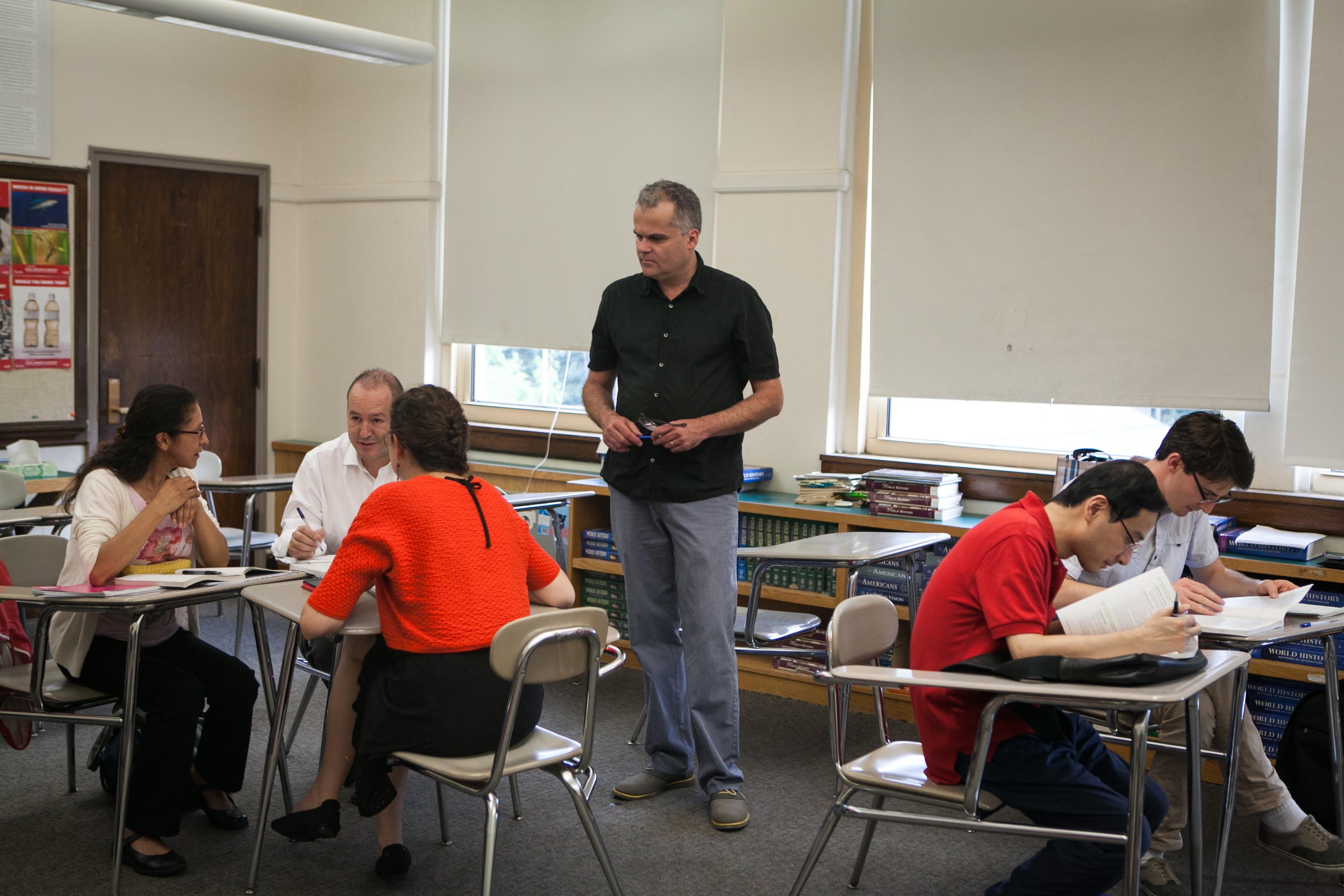 Photo Gallery - Brookline Adult & Community Education