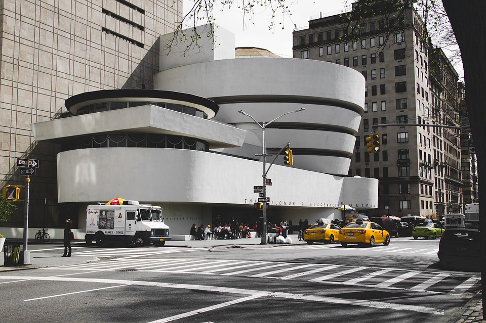 NYC: Park Avenue and The Guggenheim Museum