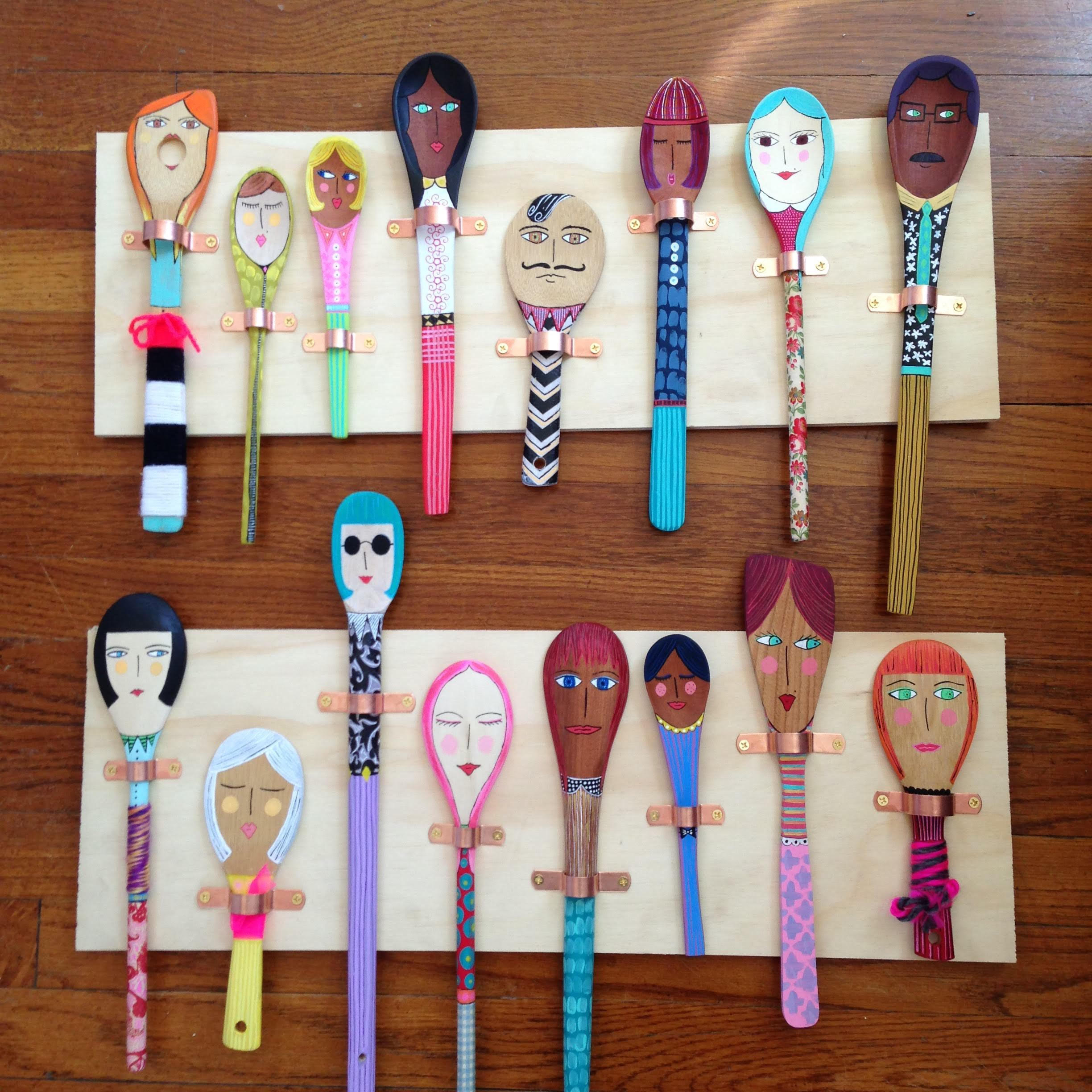 Art Spoons: Kitchen Craft for the Family