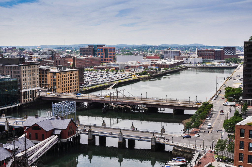 A History of Fort Point Channel: A Walking Tour